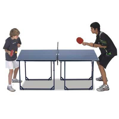 This Medium Sized Table Tennis Table Is Ideal For Smaller Rooms Sizes As It  Stands At The Regulation 76 Cm In Height, The Length And Width Are 2/3rds  Of The ...